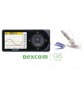 Offre de lancement Dexcom G5 Mobile